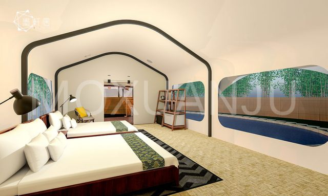 Two Person Luxury Glamping Tent