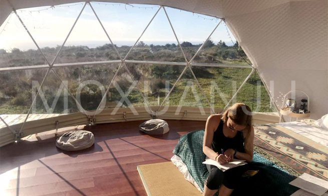 How to Plan a Fall Glamping