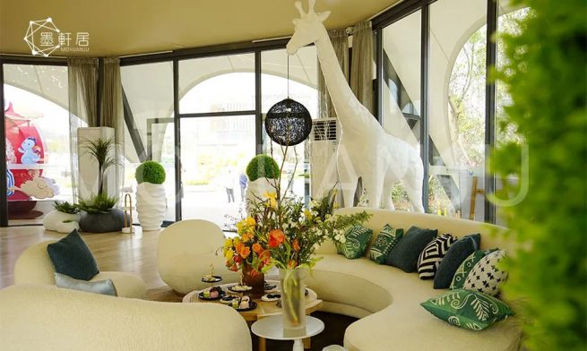 Star Tent Home decoration