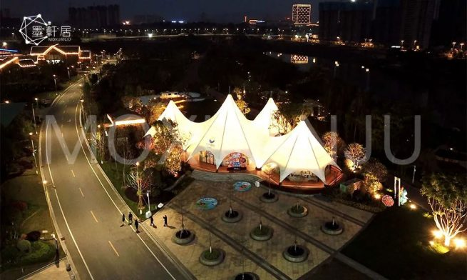Star Tents Outdoor Overview vision