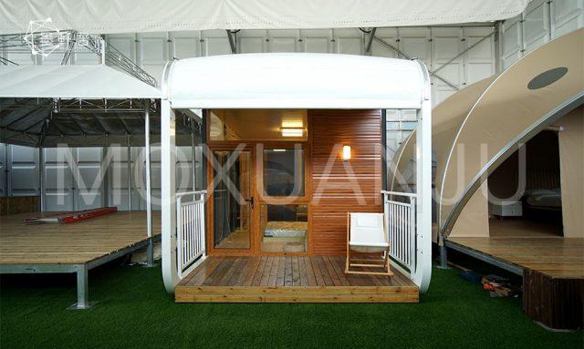 Outdoor Living Pods Sleeping Pod