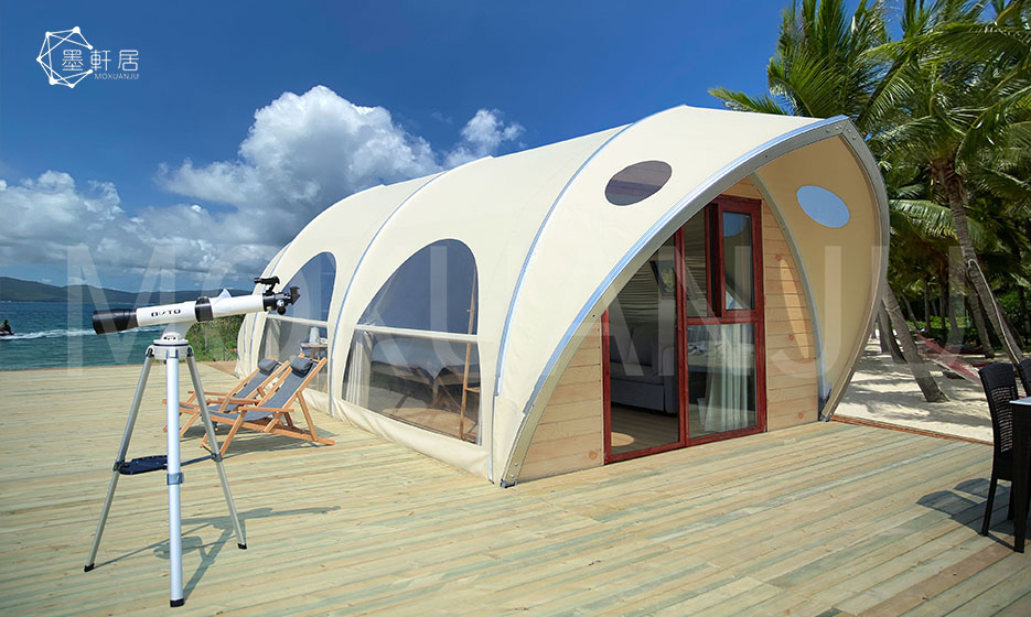 Picture of Beach Glamping Tents