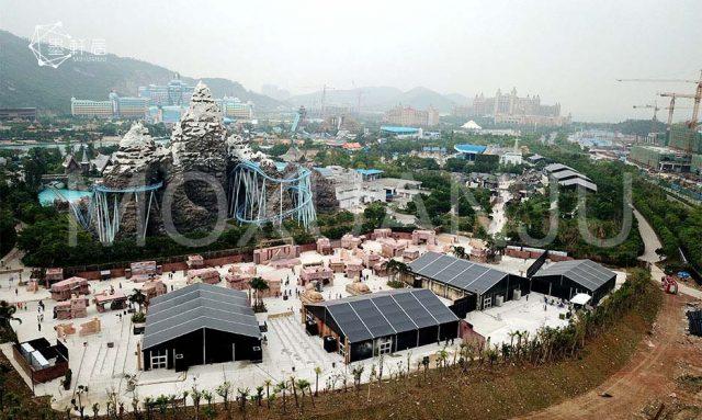 Amusement Park Temporary Tent