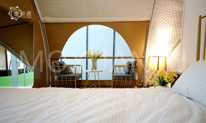 High quality luxury Glamping Tent