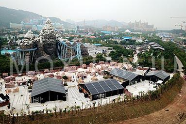 Theme Park Tent