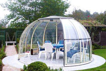 Crystal Dome House