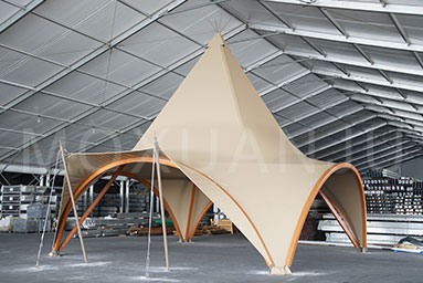 Large Teepee Glamping Tent