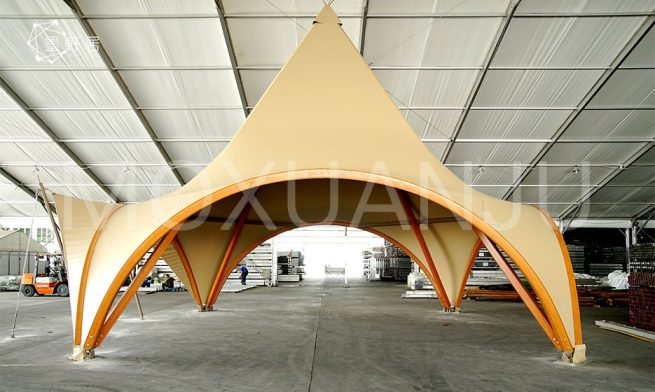 Outdoor Camping Tent Large Teepee Indian
