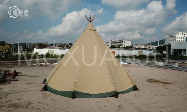 Tipis Marquees for Glamping